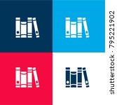 living room books group four... | Shutterstock .eps vector #795221902
