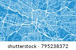 urban vector city map of... | Shutterstock .eps vector #795238372