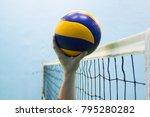 Volleyball Ball Championship...