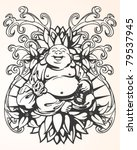 Tattoo Buddha Design