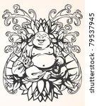 Tattoo Buddha Design