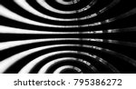 abstract background with metal... | Shutterstock . vector #795386272