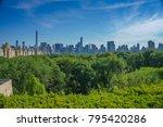 new york  usa   june 2016  ... | Shutterstock . vector #795420286