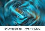 abstract background neon.... | Shutterstock . vector #795494302