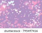 abstract background vector... | Shutterstock .eps vector #795497416