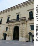 Small photo of Valletta, Malta / Malta - November 2017: Grandmaster's Palace