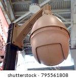 moscow  russia   october 20 ... | Shutterstock . vector #795561808