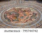 kato paphos  cyprus  april 7 ... | Shutterstock . vector #795744742