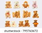 include cute and beautiful...   Shutterstock . vector #795763672