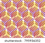 texture for decorative cloth... | Shutterstock .eps vector #795936352