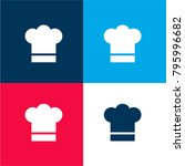chef four color material and...