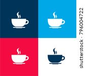 hot coffee rounded cup on a... | Shutterstock .eps vector #796004722