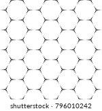 vector seamless texture. modern ... | Shutterstock .eps vector #796010242