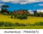 a view across the tranquil and... | Shutterstock . vector #796063672