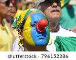 rio de janeiro  brazil  april... | Shutterstock . vector #796152286