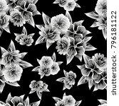 abstract elegance seamless... | Shutterstock . vector #796181122