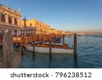 venice  italy   january 02 2018 ... | Shutterstock . vector #796238512