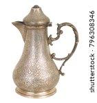 silver tea pot | Shutterstock . vector #796308346