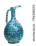 old style turkish vase | Shutterstock . vector #796308352