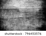 old plank wooden wall... | Shutterstock . vector #796453576
