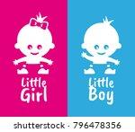 vector simple pictures of... | Shutterstock .eps vector #796478356