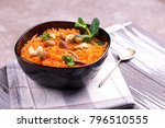 traditional indian cuisine.... | Shutterstock . vector #796510555