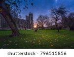 York Minster Sunset.