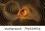 beautiful background. 3d... | Shutterstock . vector #796524916