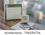 open notebook calendar february