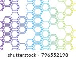 background from colorful... | Shutterstock .eps vector #796552198