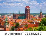 beautiful architecture in the... | Shutterstock . vector #796552252