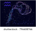 aquarius zodiac sign and...