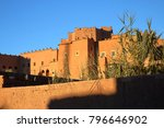 traditional architecture in... | Shutterstock . vector #796646902