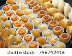 various typical brazilian small ... | Shutterstock . vector #796742416