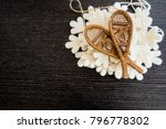 christmas holiday ornaments | Shutterstock . vector #796778302