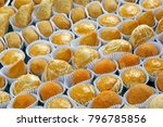various typical brazilian small ... | Shutterstock . vector #796785856