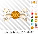 electronic casino chip...