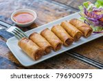 Deep Fried Spring Rolls And...