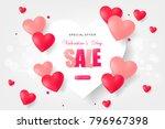 creative poster  banner or... | Shutterstock .eps vector #796967398