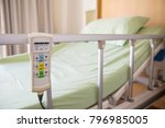 hospital bed remote control... | Shutterstock . vector #796985005