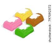 vector stock of getuk lindri... | Shutterstock .eps vector #797092372