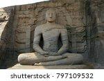 Sitting Buddha Statue ...