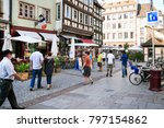 strasbourg  france   july 10 ... | Shutterstock . vector #797154862