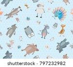 vector illustration of a... | Shutterstock .eps vector #797232982