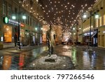 moscow  russia   january 18 ... | Shutterstock . vector #797266546