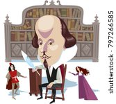English Poet And Playwright...