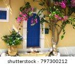assos city kefalonia | Shutterstock . vector #797300212