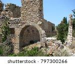 assos city kefalonia | Shutterstock . vector #797300266