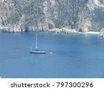 assos city kefalonia | Shutterstock . vector #797300296