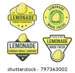 vector design badge  label ... | Shutterstock .eps vector #797363002